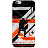 Силиконовый чехол Remax Apple iPhone 6 Plus 5.5 CS:Go Asimov