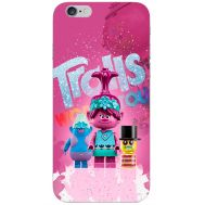 Силиконовый чехол Remax Apple iPhone 6 Plus 5.5 Lego Trolls