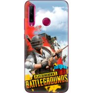 Силиконовый чехол Remax Huawei Honor 10i PLAYERUNKNOWN'S BATTLEGROUNDS