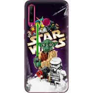 Силиконовый чехол Remax Huawei Honor 10i Lego StarWars