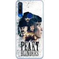 Силиконовый чехол Remax Huawei Honor 9X Peaky Blinders Poster
