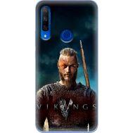 Силиконовый чехол Remax Huawei Honor 9X Vikings