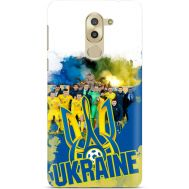 Силиконовый чехол Remax Huawei GR5 2017 Ukraine national team