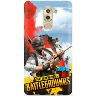 Силиконовый чехол Remax Huawei GR5 2017 PLAYERUNKNOWN'S BATTLEGROUNDS