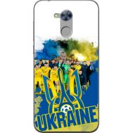 Силиконовый чехол Remax Huawei Honor 6A Ukraine national team