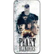 Силиконовый чехол Remax Huawei Honor 6A Peaky Blinders Poster