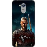 Силиконовый чехол Remax Huawei Honor 6A Vikings