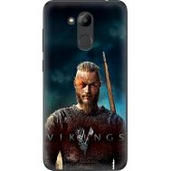 Силиконовый чехол Remax Huawei Honor 6C Pro Vikings
