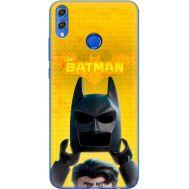 Силиконовый чехол Remax Huawei Honor 8x Lego Batman