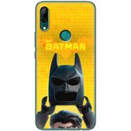Силиконовый чехол Remax Huawei P Smart Z Lego Batman