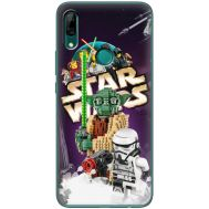 Силиконовый чехол Remax Huawei P Smart Z Lego StarWars