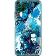 Силиконовый чехол Remax Huawei P40 Lite Game Of Thrones