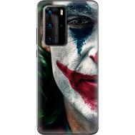 Силиконовый чехол Remax Huawei P40 Pro Joker Background