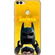 Силиконовый чехол Remax Huawei P Smart Lego Batman