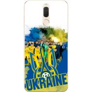 Силиконовый чехол Remax Huawei Mate 10 Lite Ukraine national team