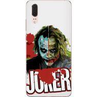 Силиконовый чехол Remax Huawei P20 Joker Vector