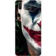 Силиконовый чехол Remax Huawei P20 Joker Background