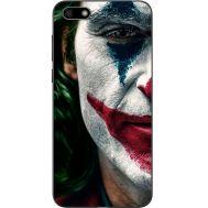 Силиконовый чехол Remax Huawei Y5 2018 Joker Background