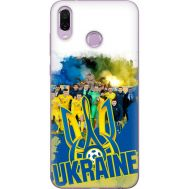 Силиконовый чехол Remax Huawei Honor Play Ukraine national team