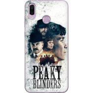 Силиконовый чехол Remax Huawei Honor Play Peaky Blinders Poster