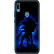 Силиконовый чехол Remax Huawei Y6 Prime 2019 Sonic Black
