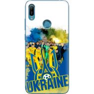 Силиконовый чехол Remax Huawei Y6 Prime 2019 Ukraine national team