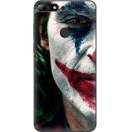 Силиконовый чехол Remax Huawei Y7 Prime 2018 Joker Background