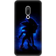 Силиконовый чехол Remax Meizu 15 Sonic Black