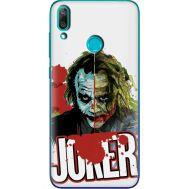 Силиконовый чехол Remax Huawei Y7 2019 Joker Vector