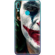 Силиконовый чехол Remax Huawei Y7 2019 Joker Background