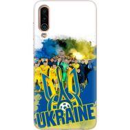 Силиконовый чехол Remax Meizu 16Xs Ukraine national team