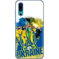 Силиконовый чехол Remax Meizu 16s Ukraine national team