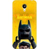 Силиконовый чехол Remax Meizu M3s Lego Batman