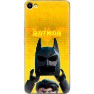 Силиконовый чехол Remax Meizu U10 Lego Batman