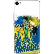 Силиконовый чехол Remax Meizu U20 Ukraine national team