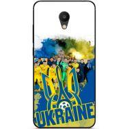 Силиконовый чехол Remax Meizu M6 Ukraine national team