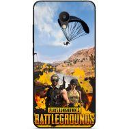 Силиконовый чехол Remax Meizu M6 Pubg parachute