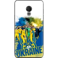 Силиконовый чехол Remax Meizu M15 (15 Lite) Ukraine national team