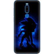 Силиконовый чехол Remax Meizu X8 Sonic Black