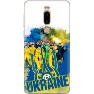 Силиконовый чехол Remax Meizu M8 Ukraine national team