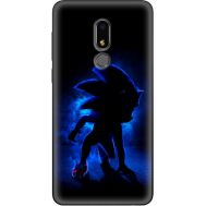 Силиконовый чехол Remax Meizu M8 Lite Sonic Black