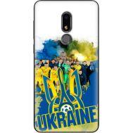Силиконовый чехол Remax Meizu M8 Lite Ukraine national team