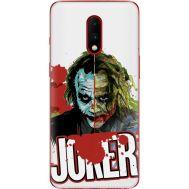Силиконовый чехол Remax OnePlus 7 Joker Vector