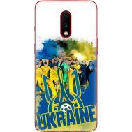 Силиконовый чехол Remax OnePlus 7 Ukraine national team