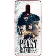 Силиконовый чехол Remax OnePlus 7 Peaky Blinders Poster