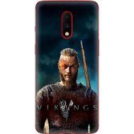 Силиконовый чехол Remax OnePlus 7 Vikings