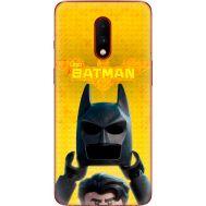 Силиконовый чехол Remax OnePlus 7 Lego Batman