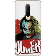 Силиконовый чехол Remax OnePlus 7 Pro Joker Vector