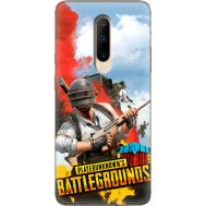 Силиконовый чехол Remax OnePlus 7 Pro PLAYERUNKNOWN'S BATTLEGROUNDS