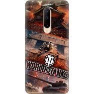 Силиконовый чехол Remax OnePlus 7 Pro World Of Tanks